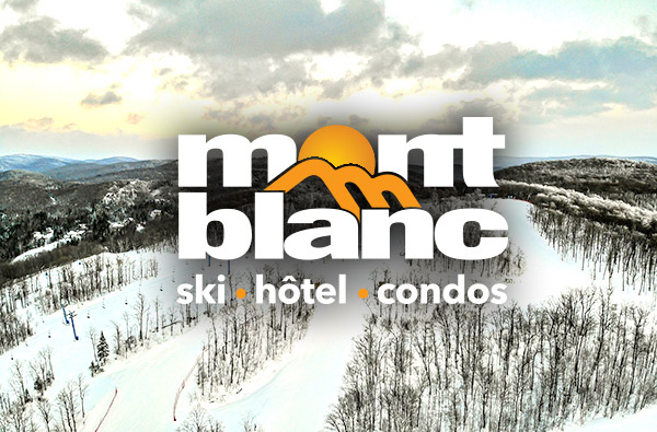 Ski Mont Blanc in Quebec